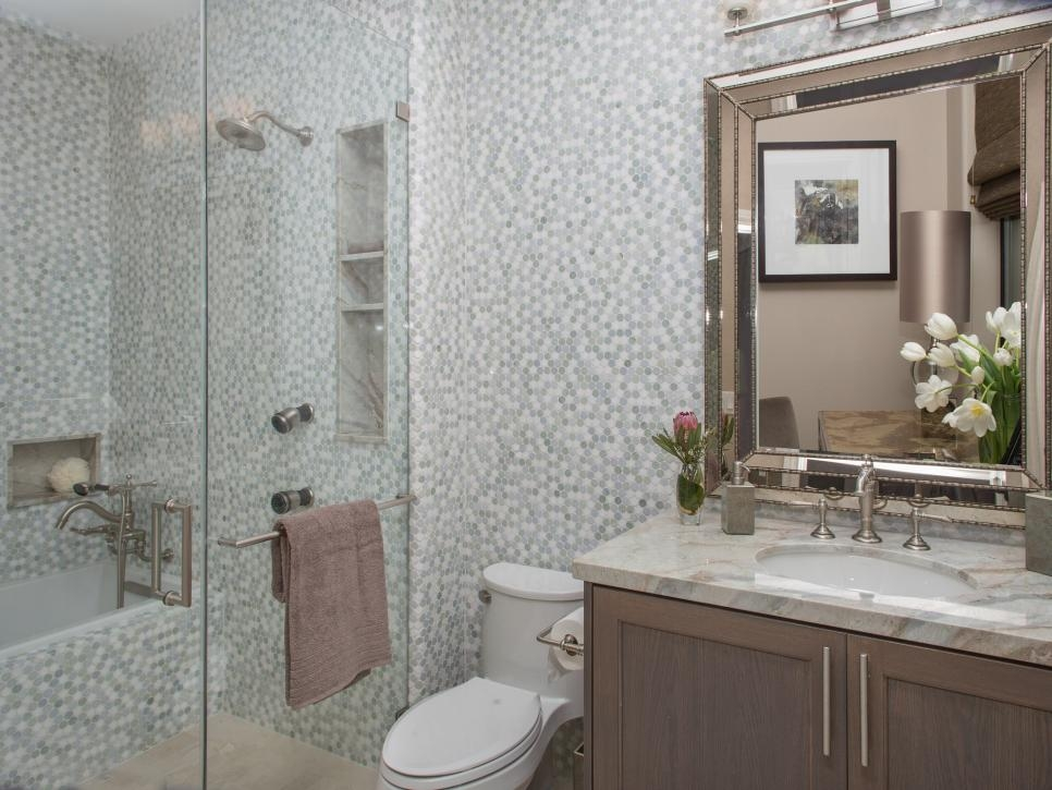Small Bathroom Before And Afters Hgtv Impressive Small Bathroom Remodel Ideas