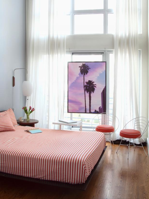 Small Space Ideas For The Bedroom And Home Office Hgtv Unique Bedroom Ideas Small Spaces
