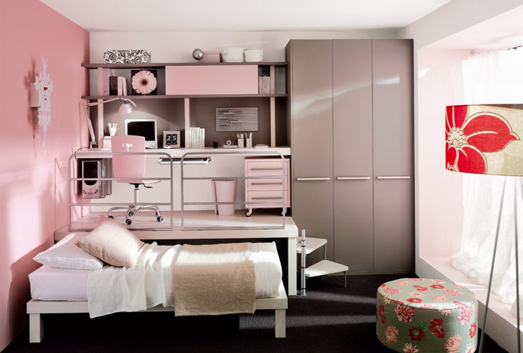 storage solutions for a small adorable bedroom cabinets for small rooms