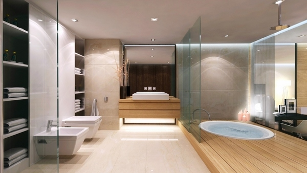 Stunning Modern Bathroom Pleasing Modern Bathroom Designs