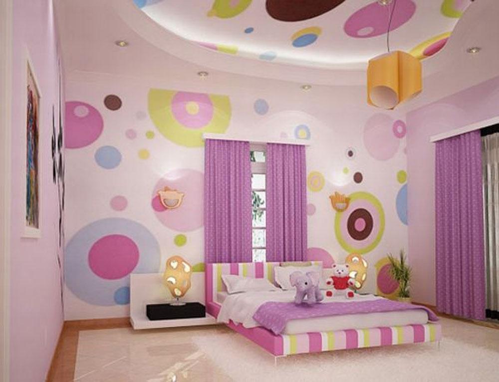 Terrific Pink Girls Bedroom Ideas Pink Girls Bedrooms Girls Impressive Girls Bedroom Ideas Pink