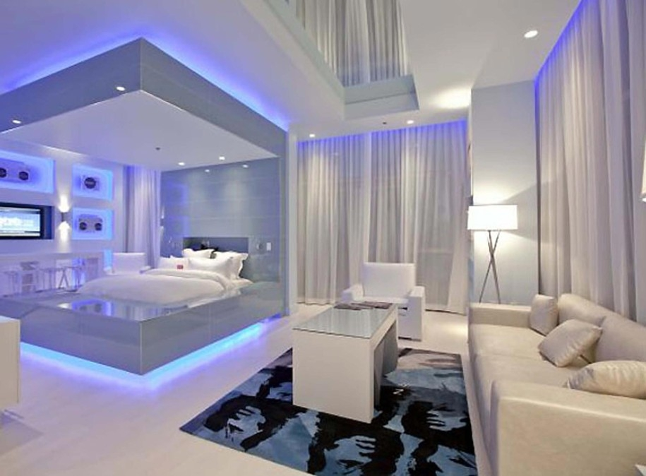 Trend Bedroom Ligting Ideas On Yet Cool Bedroom Lighting Design Inexpensive Cool Bedroom Lighting Ideas