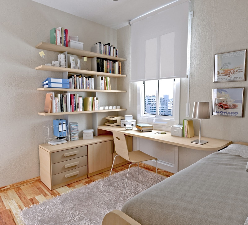View In Gallery Teenage Girls Bedroom La Chambre D Un Enfant Minimalist Teenage Interior Design Bedroom