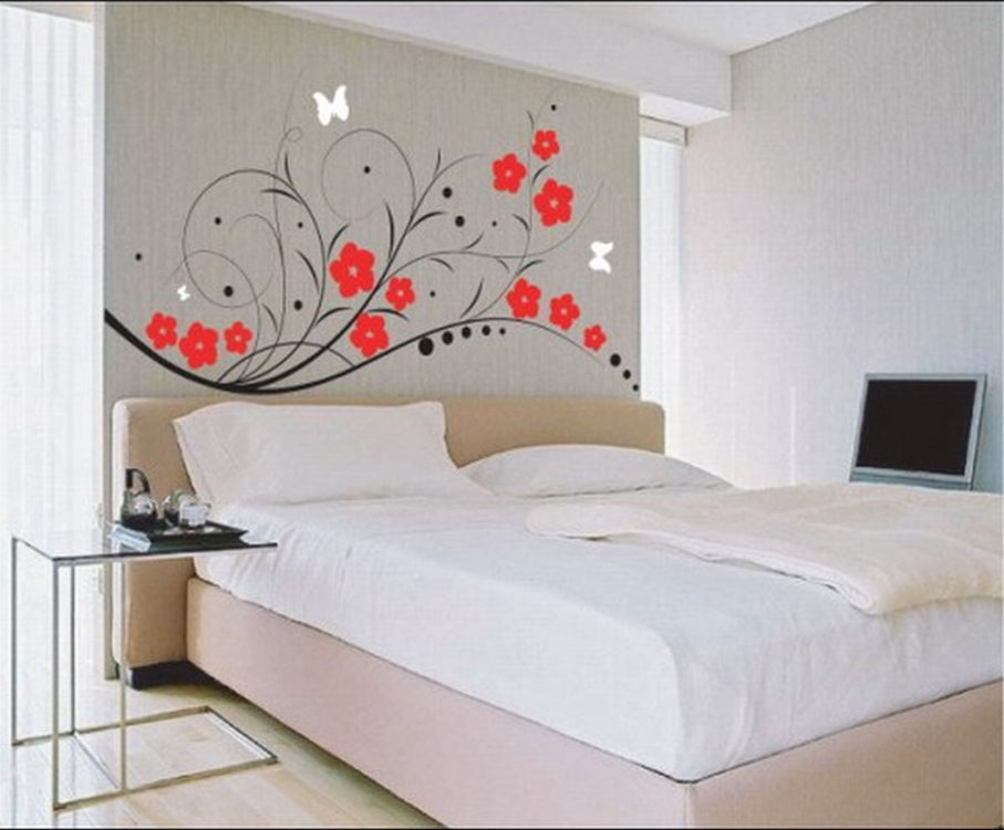 wall paint design ideas with tape bedroom marvellous pattern for best bedroom painting design ideas