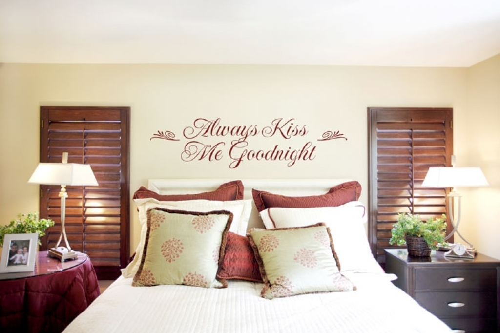 Ways To Decorate Bedroom Walls Fascinating Ideas Featuremate Jpg Luxury Bedroom Ideas For Walls