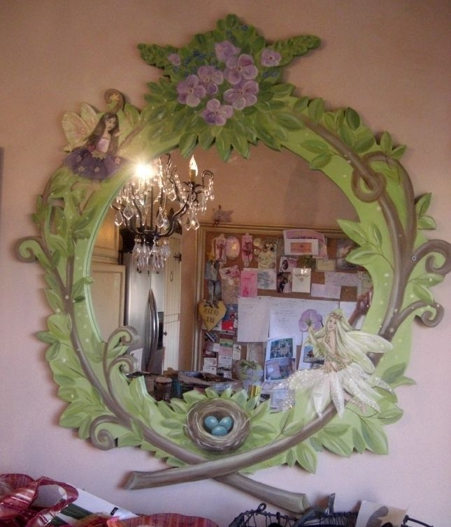 Whimsical Wonderland Fairytale Quirky Fantasy Ruffles Simple Fairy Bedroom Ideas