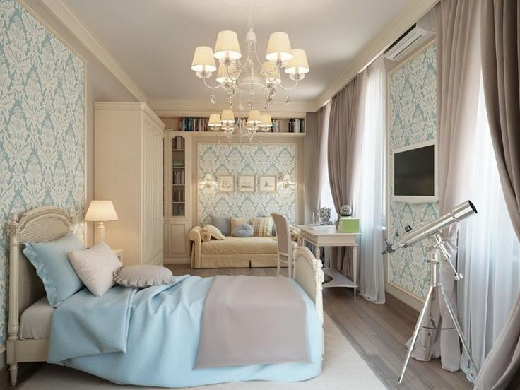 Young Woman Amazing Bedroom Ideas For Women