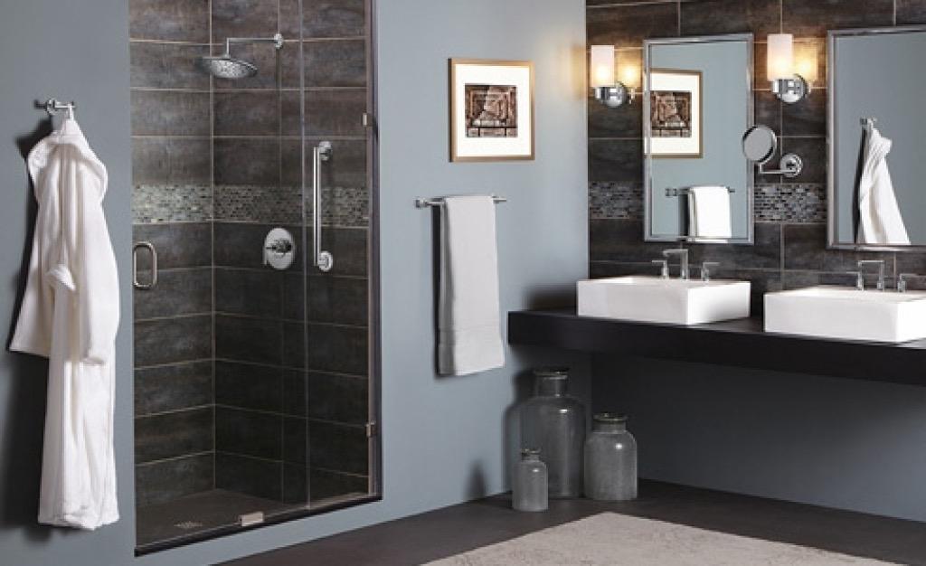 Lowes Bathroom Design Houseofflowers Impressive Lowes Bathroom Designer