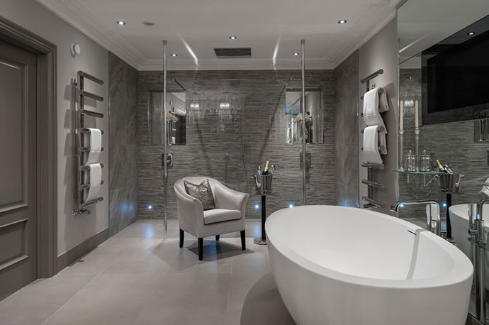 Luxurious Bathroom Designs Adorable Luxury Bathroom