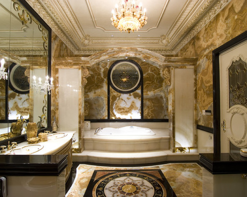 Luxury Bathroom Home Design Magnificent Luxury Bathroom