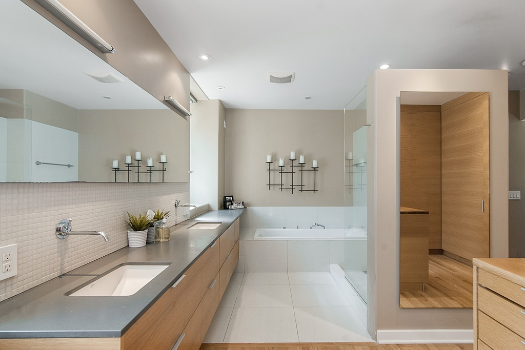 Modern Bathroom Design Ideas Endearing Modern Bathroom