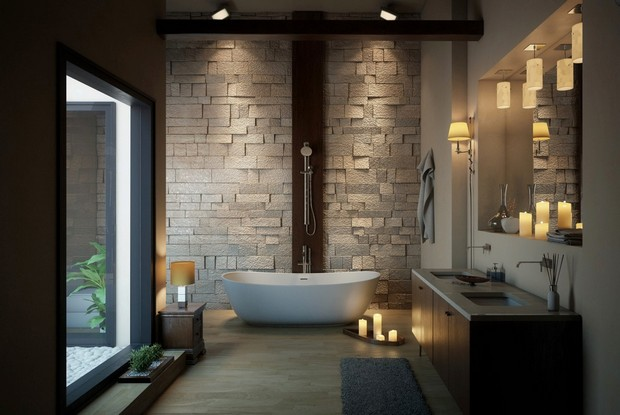 Modern Bathroom Home Design Stunning Modern Bathroom