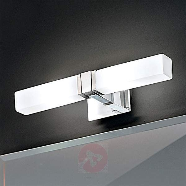 modern bathroom wall light palermo buy new designer bathroom wall lights