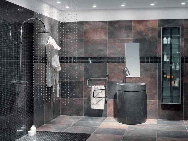 modern bathroom wall tile endearing bathroom wall designs