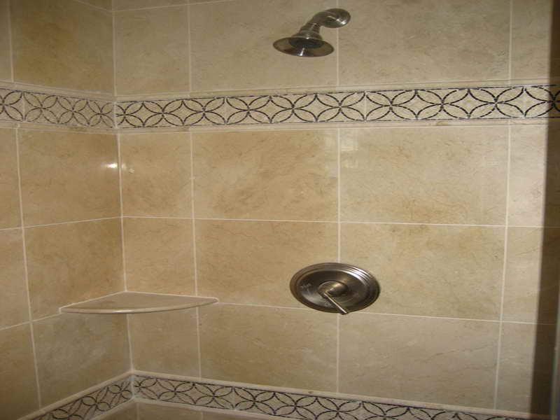 Most Popular Bathroom Tile Fascinating Shower Wall Tile Design