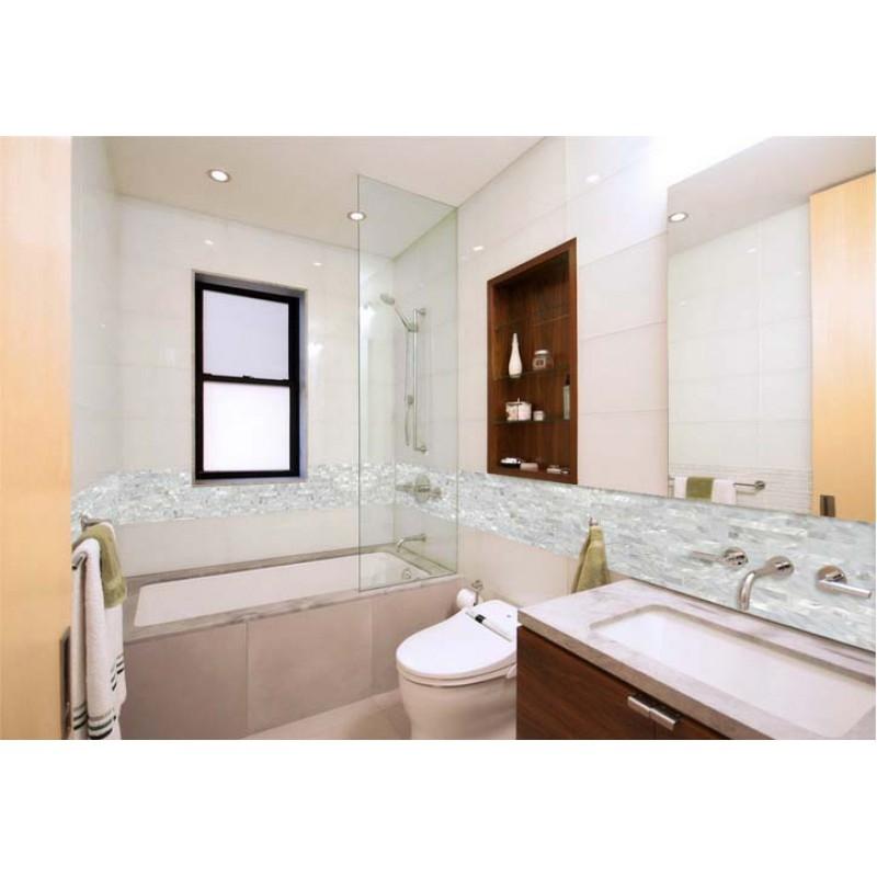 mother of pearl subway tile backsplash for kitchen and bathroom beautiful bathroom subway tile backsplash