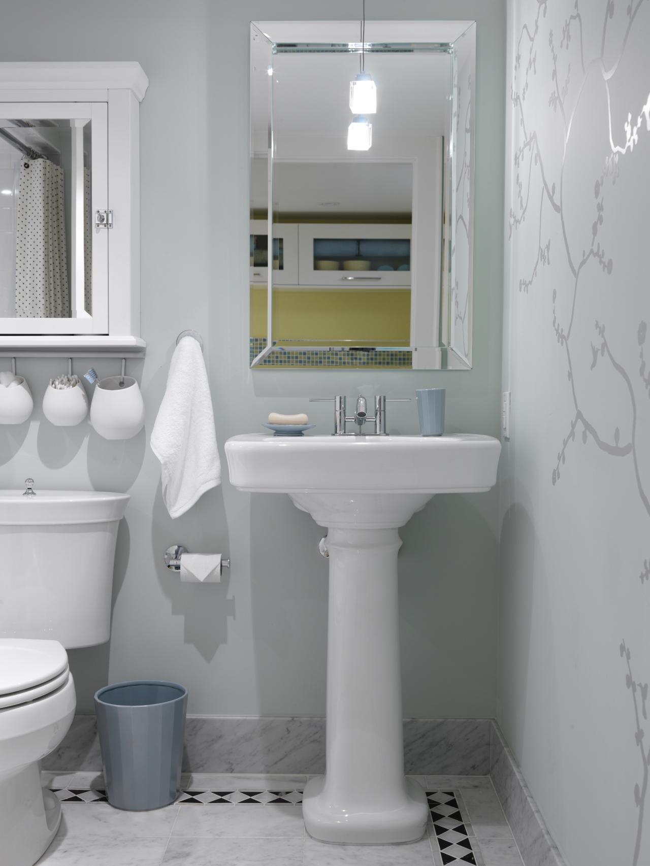 Small Bathroom Decorating Fascinating Small Bathroom Decor Ideas