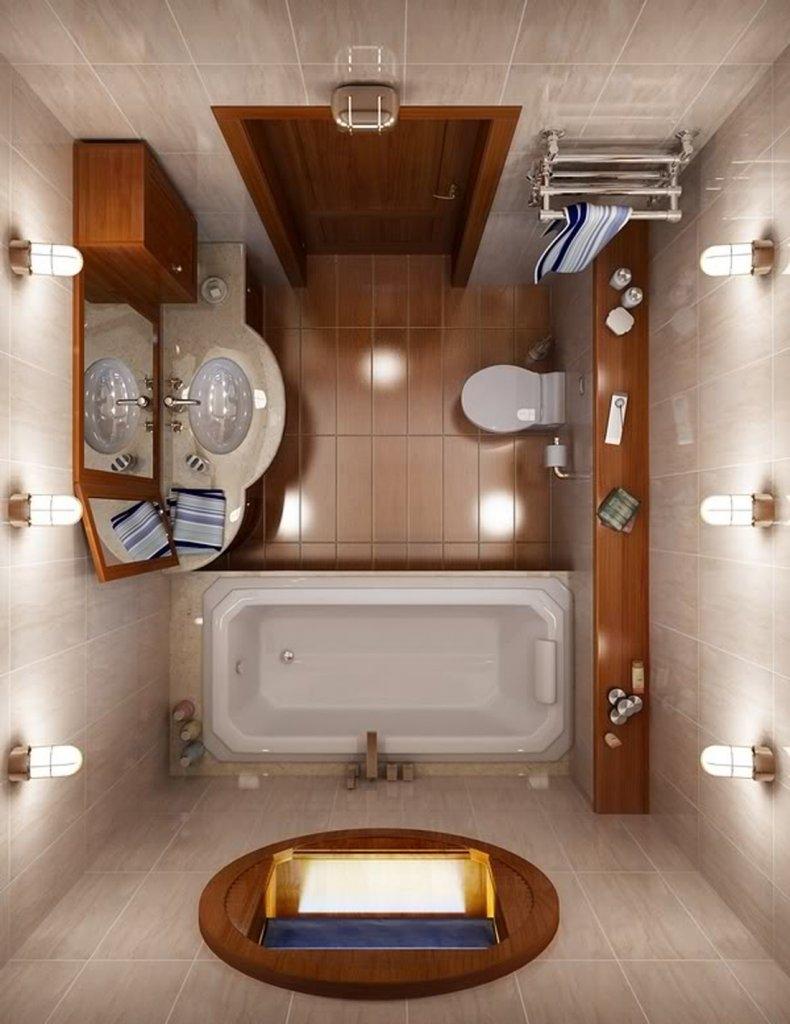 Small Bathroom Very Small Captivating Small Bathroom Decor Ideas