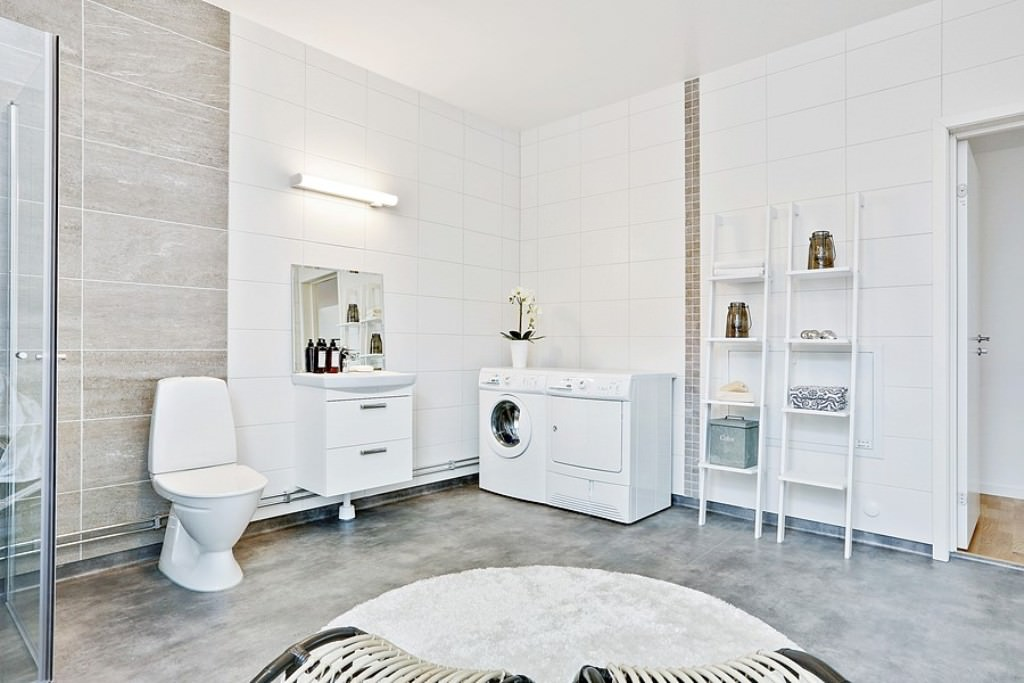 Small Laundry Bathroom Cool Bathroom Laundry Room Combo Floor Plans