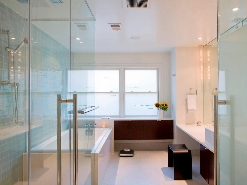 Spa Inspired Master Bathrooms Hgtv New Bathroom Spa Design